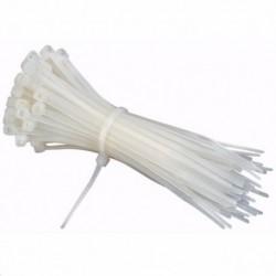 Amarra Plastica 370x4,5 Natural economica