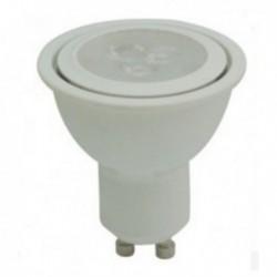 AMPOLLETA LED DICROICA 5.5W GU10 BLANCO FRIO