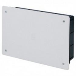Caja Embutida J2178 194x124x050 interior con/tornillos