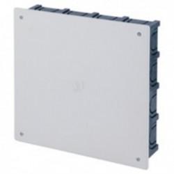Caja Embutida J2180 248x248x060 interior con/tornillos