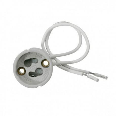 Conector Dicroico p/JDR GU10