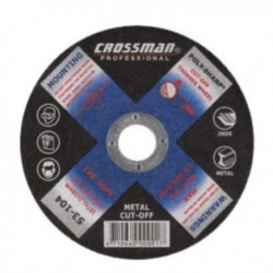 DISCO CORTE METAL 4.1/2