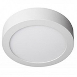 PANEL SOBREPUESTO LED 6W LUZ CALIDA