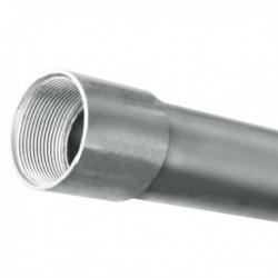 TUBO CONDUIT GALVANIZADO.ANSI C80.1 TIRA 3M   3/4