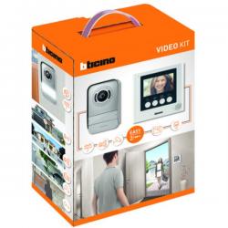 KIT VIDEOCITOFONO 2H 4,3 PULG.316913