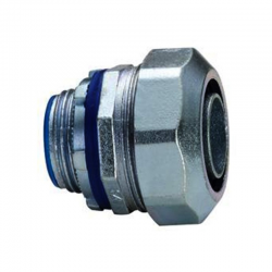 CONECTOR RECTO P/FLEXIBLE 20MM