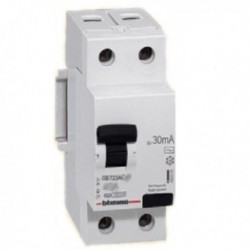 BT/PROTECTOR DIFERENCIAL 2x25 30mA GE723AC25