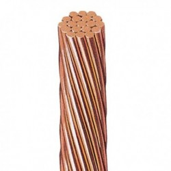 CABLE   CU 067.4 MM #2/0