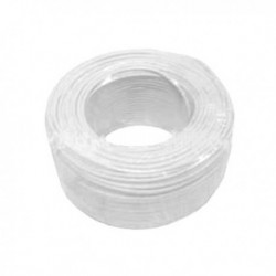 CABLE PARALE PARLANTE BLANCO 2X24