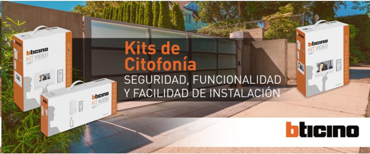 KitCitofonia BTicino
